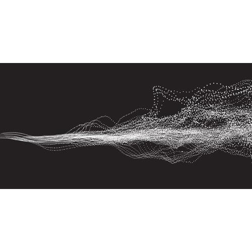 Infraobraz Abstrakce 2 120x60cm (600W)