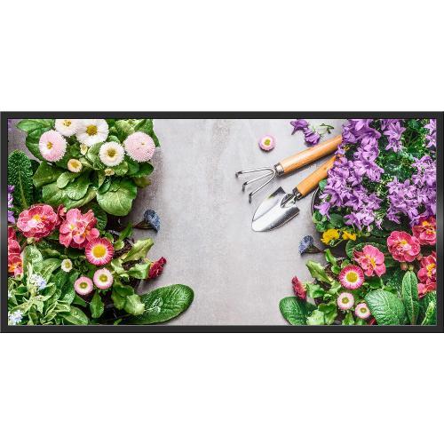 Infraobraz Květiny 1 120x60cm (600W)