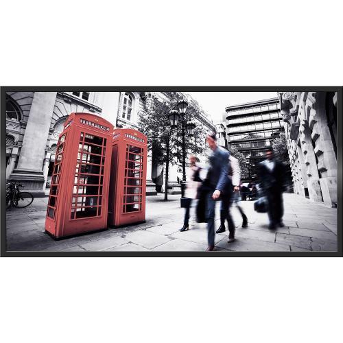 Infraobraz Londýn 1 120x60cm (600W)