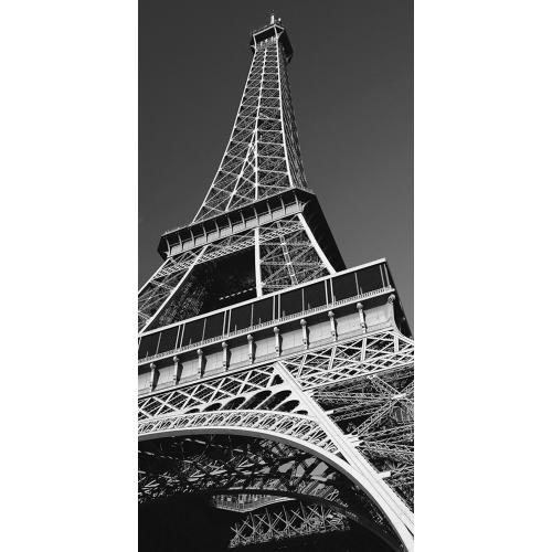 Infraobraz Eiffelova věž 60x120cm (600W)