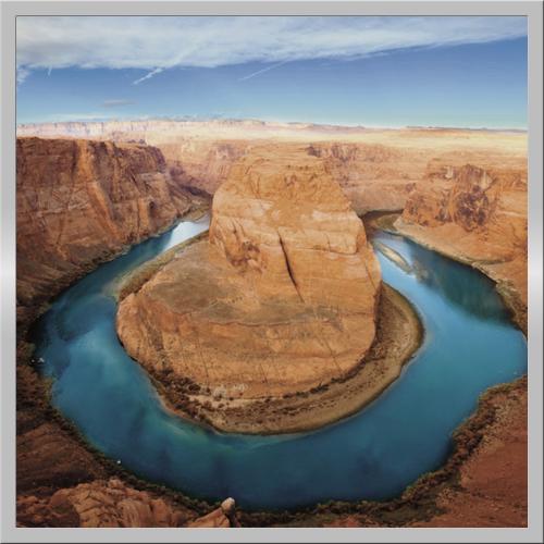 Infraobraz Colorado river 60x60cm (300W)