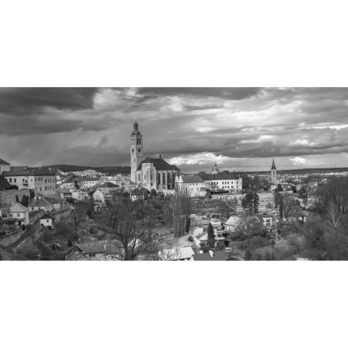 Infraobraz Kutná Hora 120x60cm (600W)