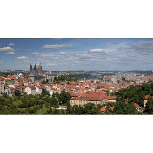 Infraobraz Praha 120x60cm (600W)